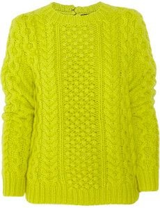 7. Bright cashmere sweaters