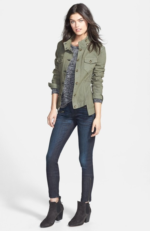 Rag & Bone Jean Chamberlain Jacket Original: $242 Sale: $159.90