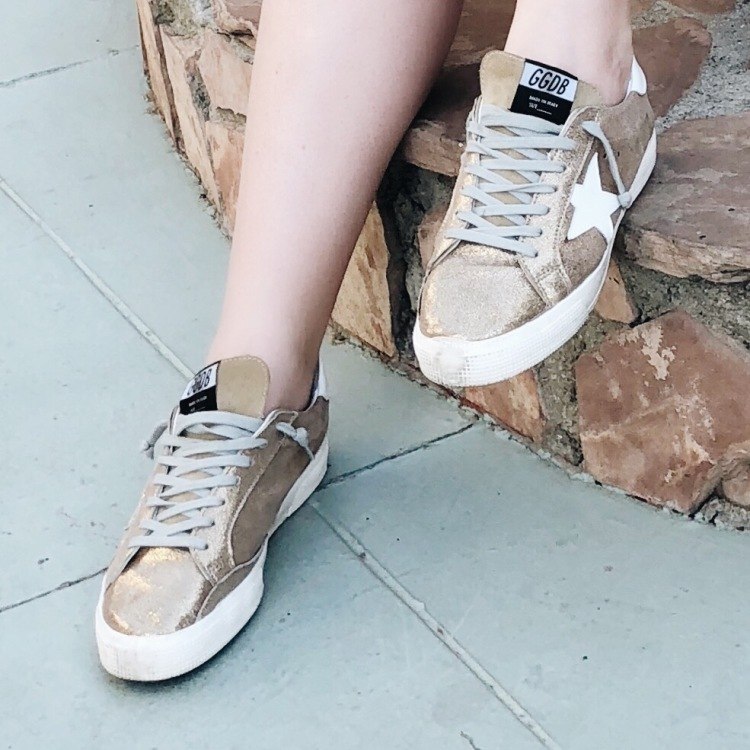 buy popular 94ab9 f045b thedarlingnikiOOTDadidas, Converse, Fashion Blog, Golden Goose, NIKE, nike  sneakers, nordstrom sale, Palm Springs Blogger, reebok classics, Shopping,  ...